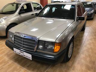mercedes 250d w124