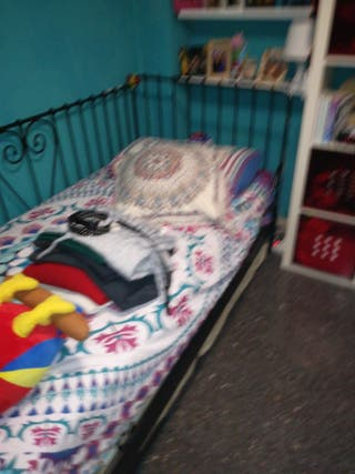 sofá cama forja