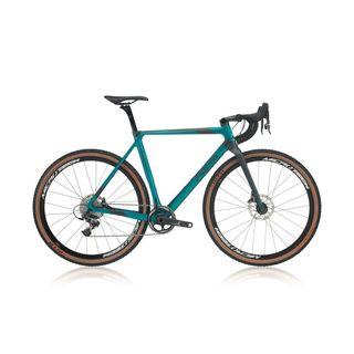 Bicicleta Basso Palta Force 1 Emerald Green Serie