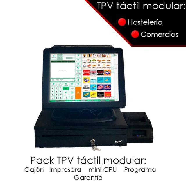 tpv + caja registradora