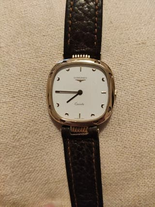 Reloj Longines Dama Oro