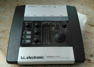 interfaz audio