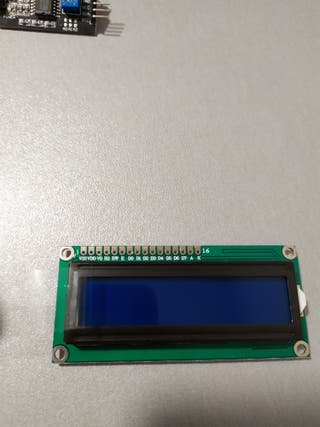 Pantalla Arduino