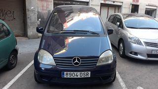 Mercedes-Benz Vaneo 2005
