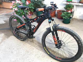 Bicicleta doble Orbea Occam TH30