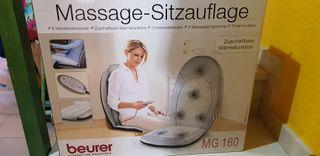 Sillón respaldo masaje marca Beurer