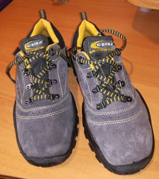 Zapatos de seguridad Cofra de segunda mano en WALLAPOP