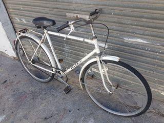 Bicicleta de paseo clasica