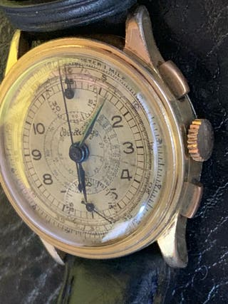 Reloj Breitling crono vintage