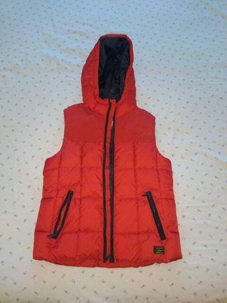 chaleco chaqueta sin mangas niño