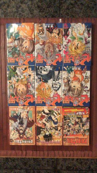Comics (edicion japonesa)