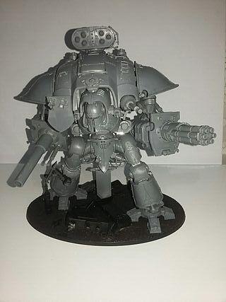 Warhammer 40k Caballero Imperial