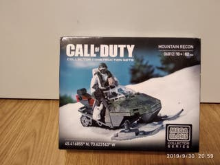 MegaBlocks Call of Duty Mountain Recon