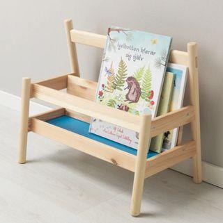 Expositor Libros Infantil FLISAT IKEA