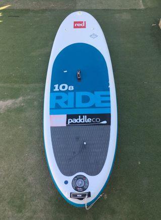 Tabla de paddlesurf hinchable
