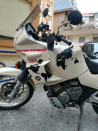 YAMAHA SUPER TENERE 750