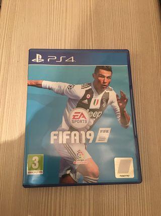 FIFA 19 para PS4