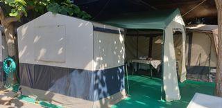 caravana camping xilxes (precio negociable)