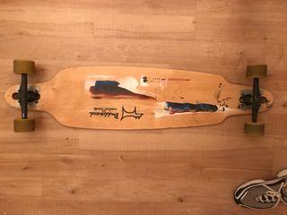 Longboard buddywood