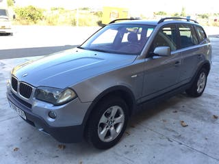 BMW X3 2.0D 150cv 05/2007