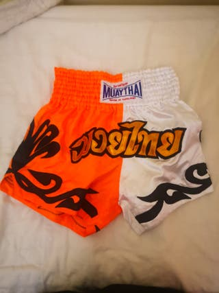 pantalon muay thai