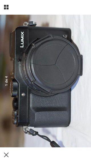 Cámara fotos Panasonic