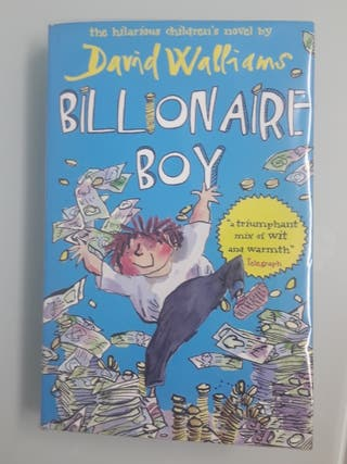 Billionaire Boy de David Walliams