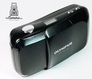 Olympus mju I cámara point and shot 35mm