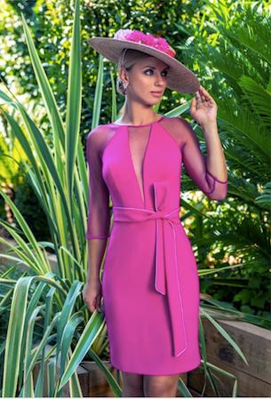 Vestido Cocktail Silvia Navarro