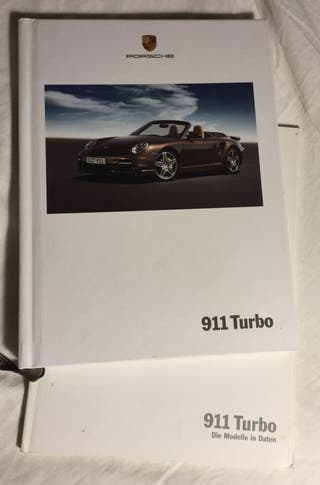 Catálogos Porsche 911 turbo