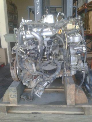 Motor completo Nissan GR