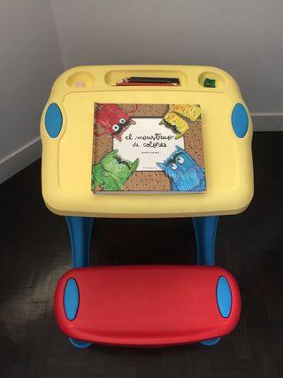 Pupitre mesa infantil SMOBY