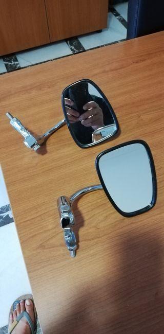 Juegos de espejos Vicma cromados