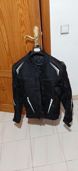 chaqueta de cordura para moto