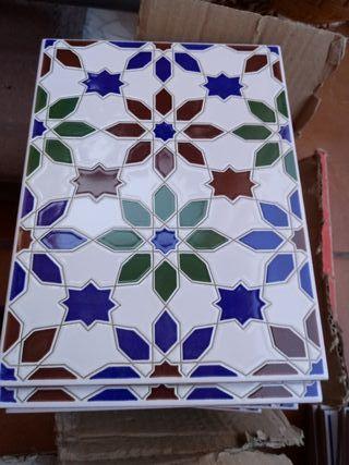 37 azulejos de 15x20