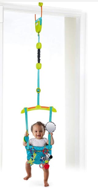 Saltador Bebé Puerta