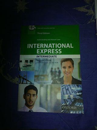 Libro International Express intermediate