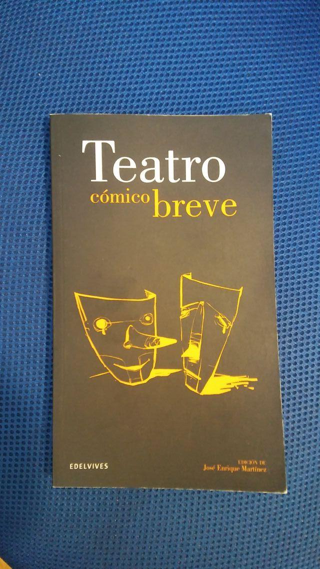 Teatro cómico breve
