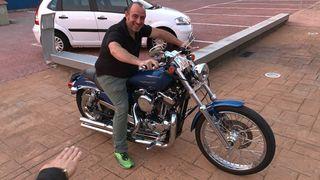 Harley Davidson Sporster