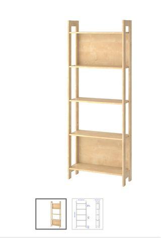 Ikea bookcase