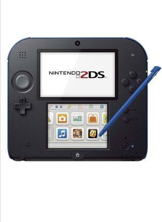 Vendo Nintendo 2 DS