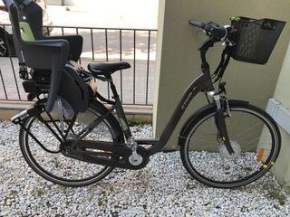 Bicicleta eléctrica Decathlon BTWIN ELOPS 900 E