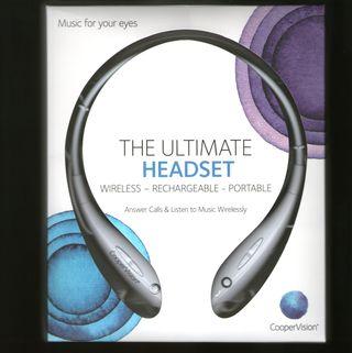 Auriculares de Cuello Bluetooth Magneticos