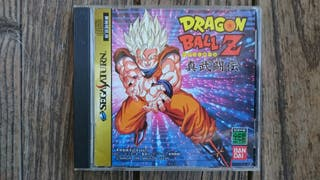 Dragon Ball Shin Butouden Sega Saturn