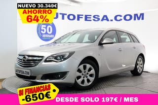 Opel Insignia Sports Tourer 2.0 CDTi 140cv Selective 5p