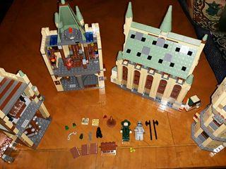 Lego 4842 harry potter castillo hogwarts incomplet
