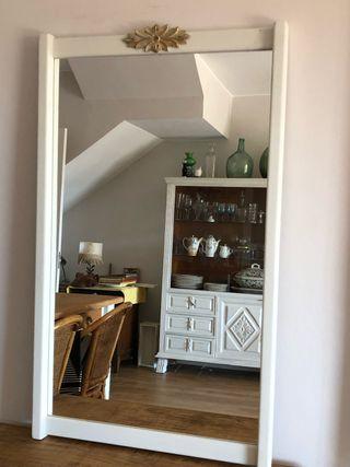 Espejo blanco 59 x 97