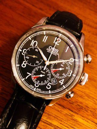 Reloj Oris RAID