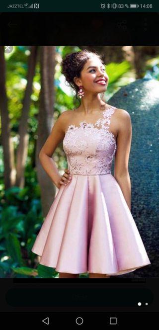 vestido Silvia navarro talla 36