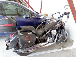 Kawasaki vulcanizado vn900 clasic